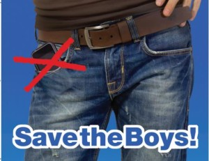 Save the boys picture for eht website
