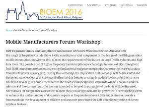 2016 a Mobile Manufacturers Forum Workshop