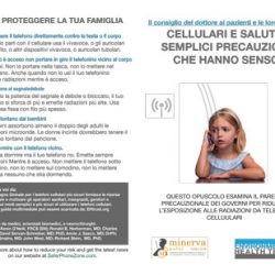 RESOURCES ON WIRELESS & HEALTH RISK IN ITALIAN