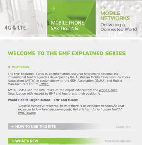 EMF Explained Series