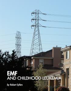EMF and Childhood Leukemia 2006 Brochure