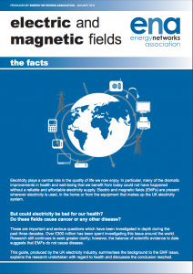 Electric and Magnetic Fields 2012 Brochure