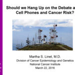Cell phones and cancer risk