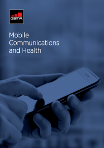 "Mobile Communications and Health"" Brochure"