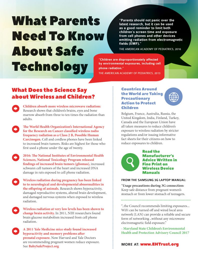 What Parents Need To Know About Safe Technology