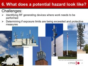 Cell Tower Radiation Awareness Program