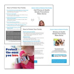 Resources For Pediatricians On Cell Phones Wireless And Health