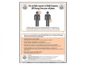 San Francisco Cell Phone Ordinance Factsheet