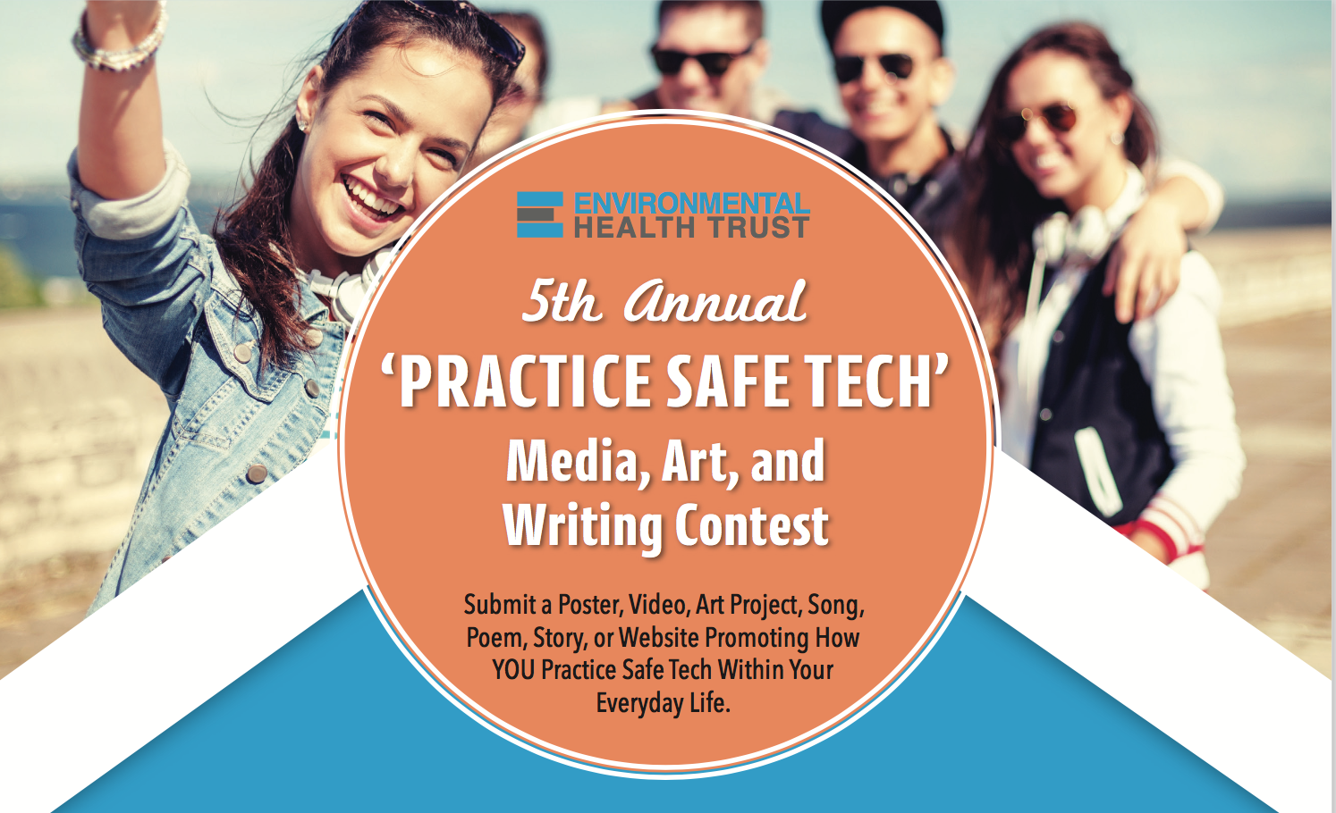 environmental health trust  blog archive teton county 5th annual teton county 5th annual practice safer tech media art writing contest