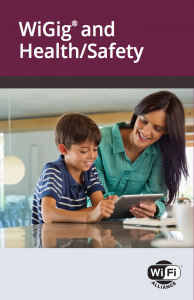 WiGig and Health Safety Brochure
