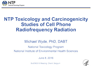 Cell Phone Radiofrequency Radiation