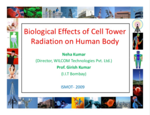 Cell Towers and Cell Antennae