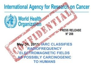 CDC Withheld Information On IARC Carcinogenic Classification
