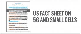 US Factsheet on 5G and Small Cells