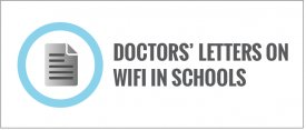 doctors' letters on wifi in schools