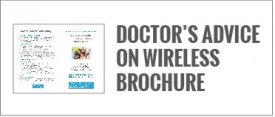 Doctors Advice on Wireless Brochure