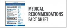 Medical Recommendations Fact Sheet