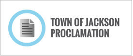 Town of Jackson Proclamation Declaring October Cell Phone Safety Awareness Month