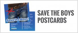 Save the Boys: Keep cell phones out of your pants!