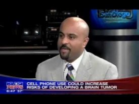 Dr. Santosh Kesari Talks About Cell Phones & Brain Tumors