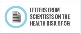 Letters From Scientists On The Health Risk Of 5G