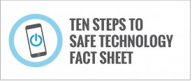 Ten Steps to Safe Technology Fact Sheet