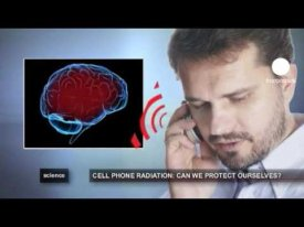 Euronews Science Mobile phone cancer connection - IARC