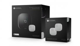 Smart Wi-Fi Thermostat EcoBee3
