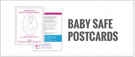 Baby Safe Postcards