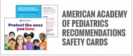 American Academy of Pediatrics Recommendations - Protect the Ones you Love