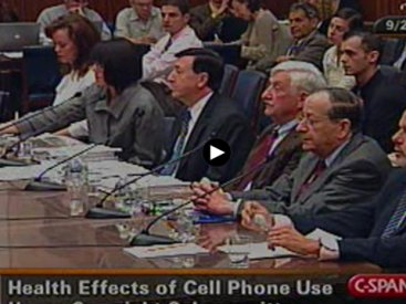 FCC 2008 Testimony on the Health Effects of Cell Phone Use