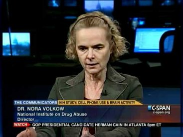 The Communicators: Dr. Nora Volkow