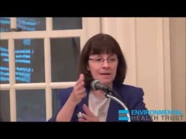 Janet Newton on Inadequate Federal Regulatory Compliance for Cell Towers at Massachusetts Forum