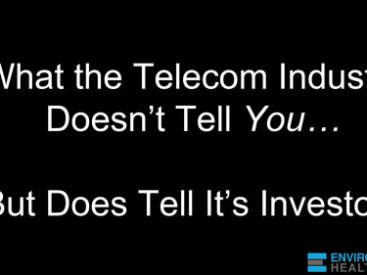 What the Telecom Industry Doesn't Tell You… But Does Tell It's Investors