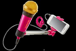 selfie-mic
